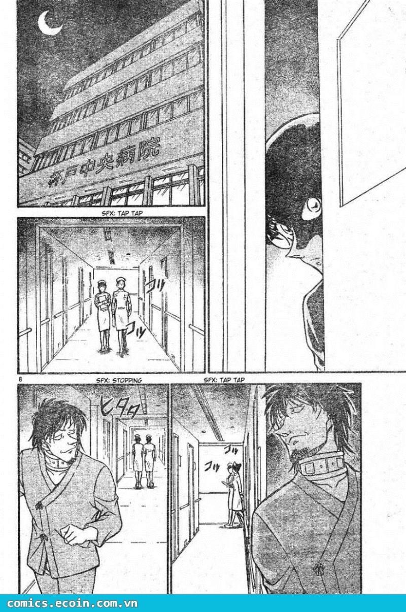 Detective Conan - Thám Tử Lừng Danh Conan chap 598 page 8 - IZTruyenTranh.com