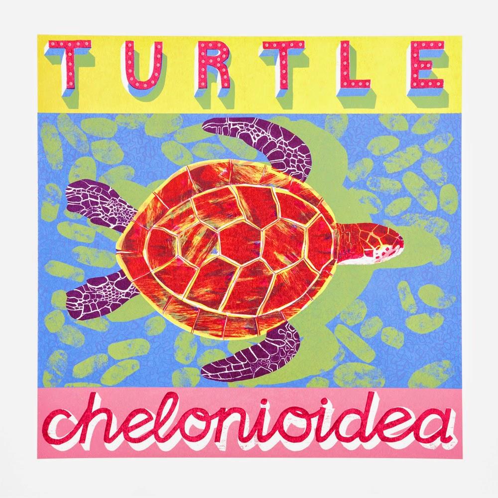 Alice Pattullo T Is For Turtle