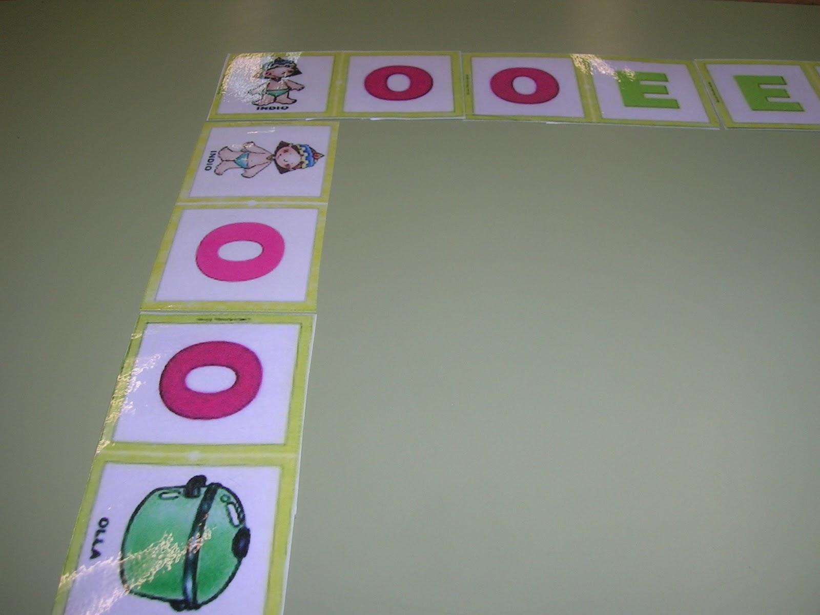 Trabajando En Educacion Infantil Juegos De Mesa