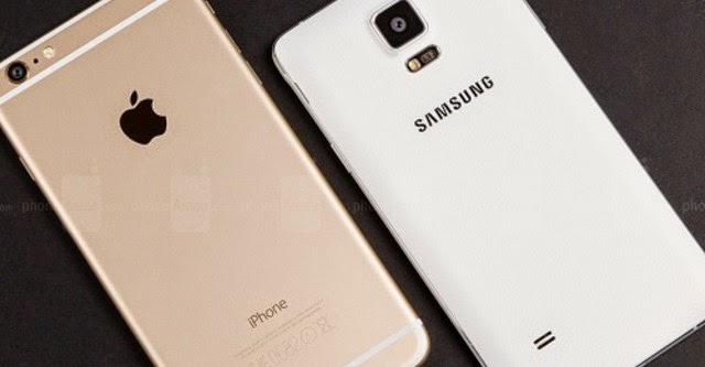 6 điểm mạnh iPhone 6 Plus đối đầu cùng Galaxy Note 4