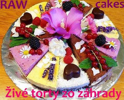 Živé torty