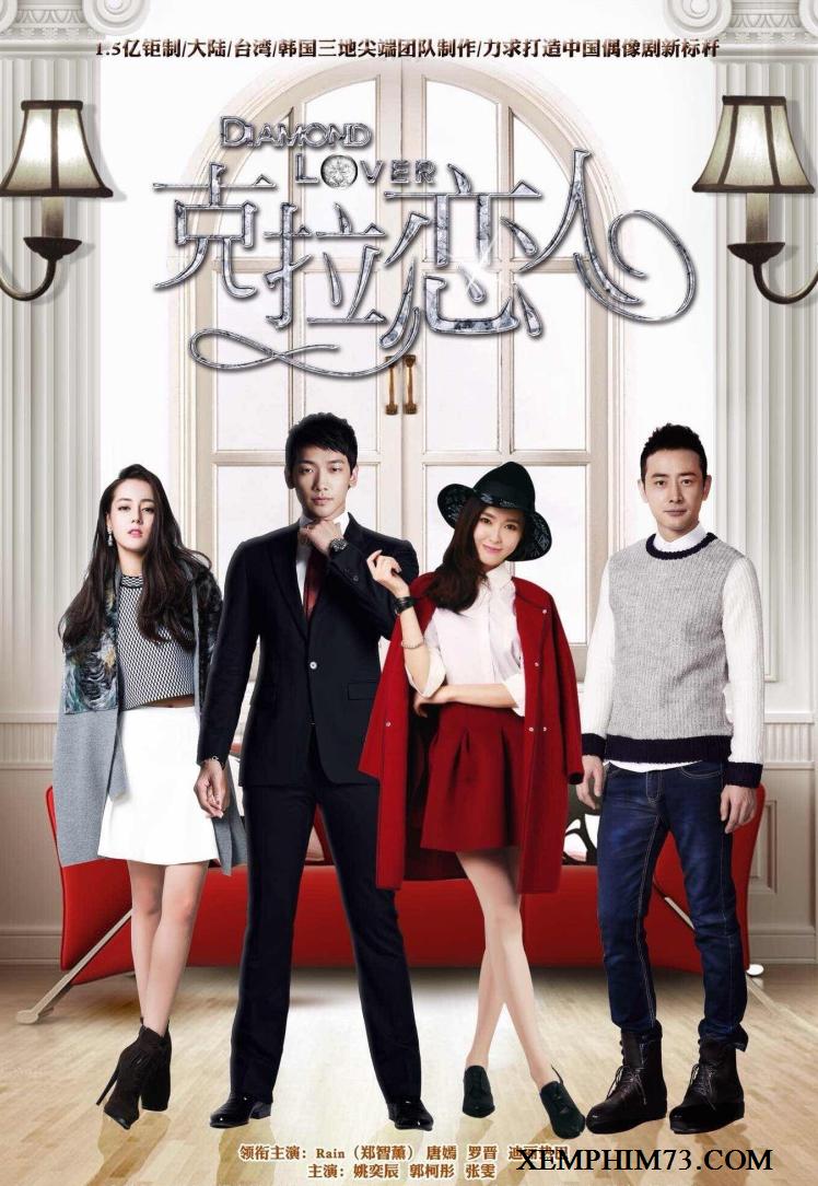 Phim Người Tình Kim Cương-Diamond Lover Full 68/68 Cuối