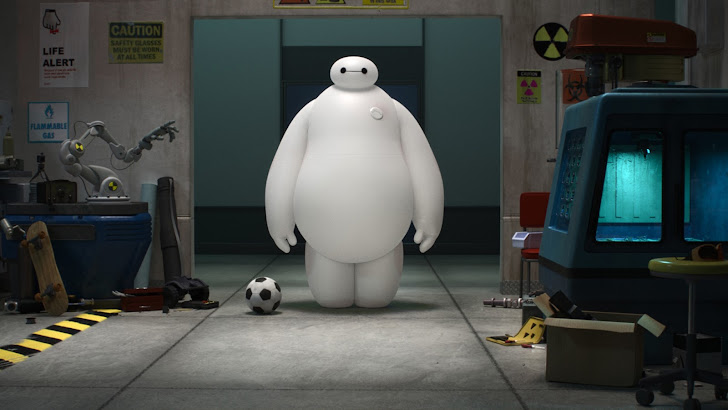 Big Hero 6 2014 Movie