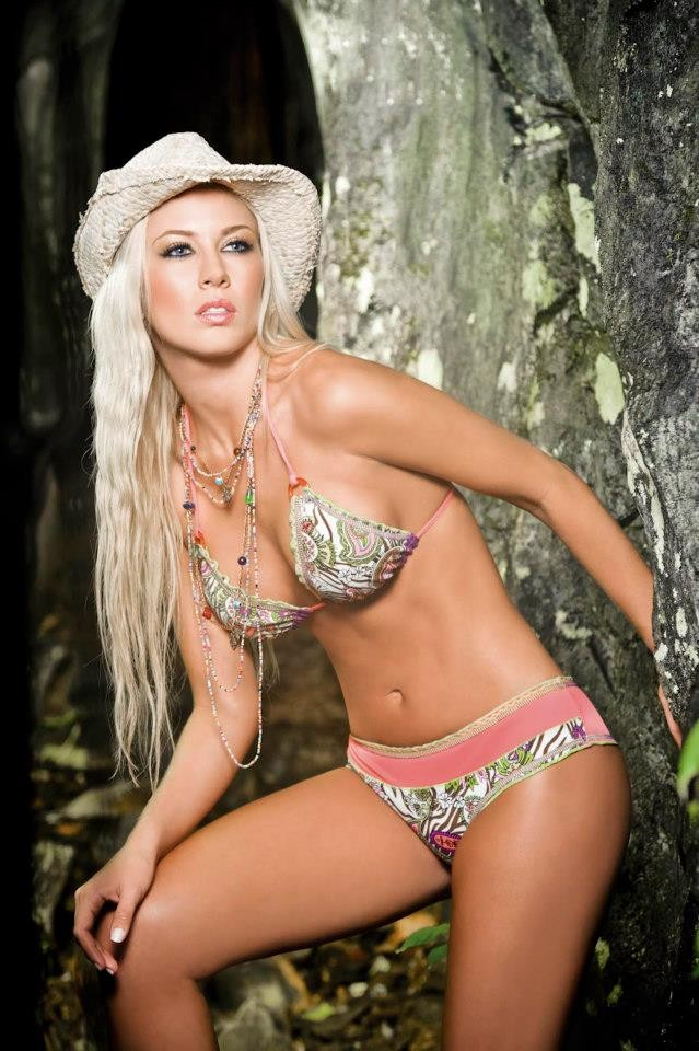 Lina Posada – Irgus Swimwear Photoshoot