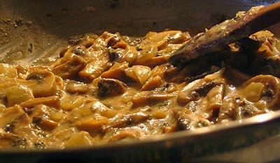 Best-Ever Mushroom Sauce