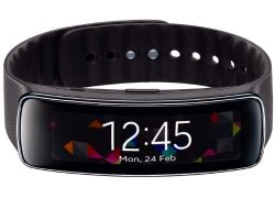 Samsung Gear Fit Armband Tracker