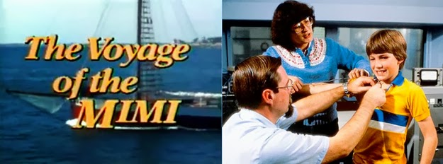 That Ben Affleck will always be Clement Tyler from The Voyage of the Mimi