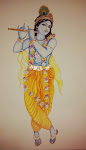 Commission your own Mysore style painting from my friend Michelle