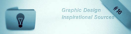 Graphic Design Inspirational Sources