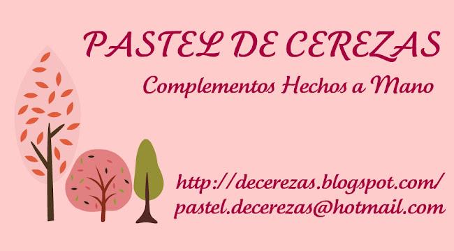 Pastel de Cerezas