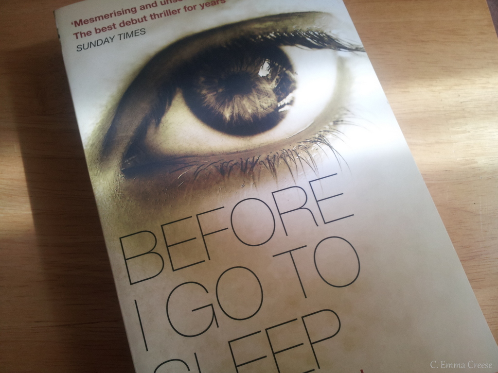 Before I Go To Sleep – Reading Recommendation