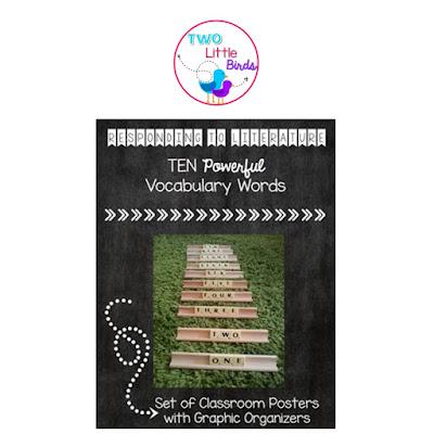 https://www.teacherspayteachers.com/Product/Responding-to-Literature-posters-graphic-organizers-1815177