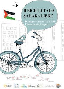 II Bicicletada por un Sahara Libre