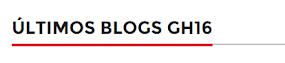 GHBlog