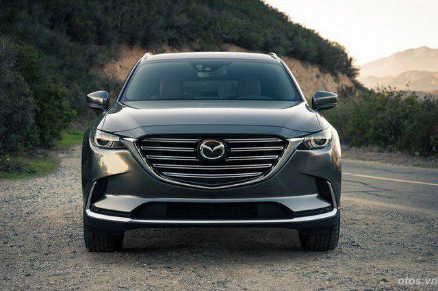 Xe Mazda CX9 2016 và 10 tính năng độc đáo