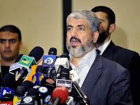 Khalid Misy'al : Lanjutkan Intifadha ! Kalau Tidak Masjid Al-Aqsa Akan Hilang
