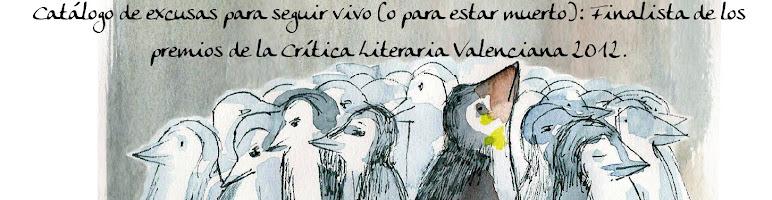 Finalista premios de la Crítica Valenciana