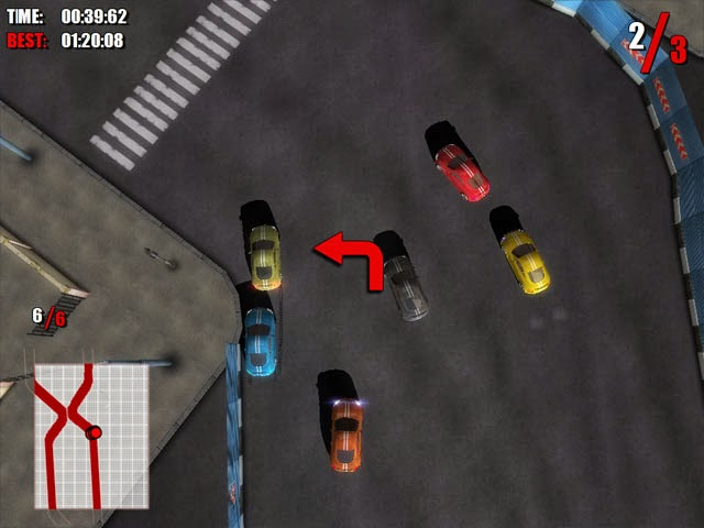 Balap Mobil