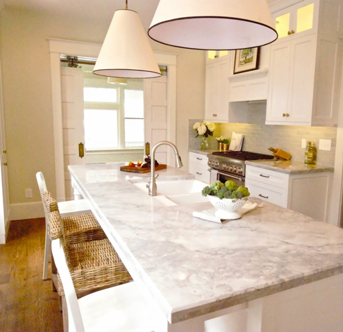 Marble Vs Granite Kitchen Countertops