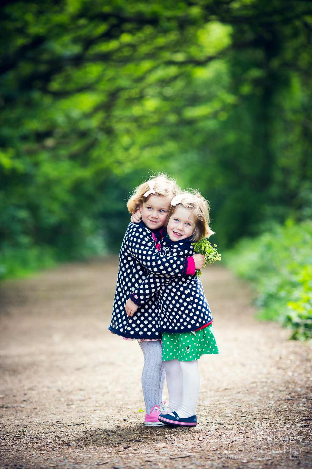 Child portraits by Little Bunny Photography