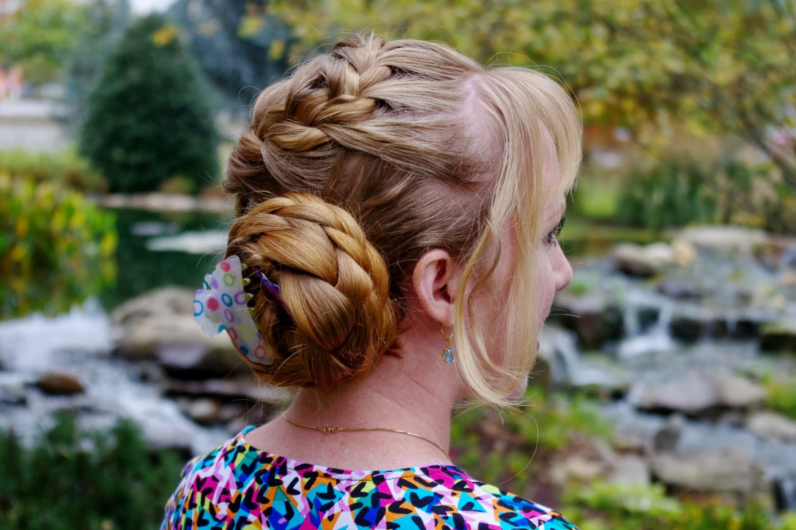 I Love A Zigzag French Braid~ It Adds Extra Flair To An Otherwise  Everyday Hairstyle!