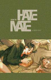 Hate Mate Manga