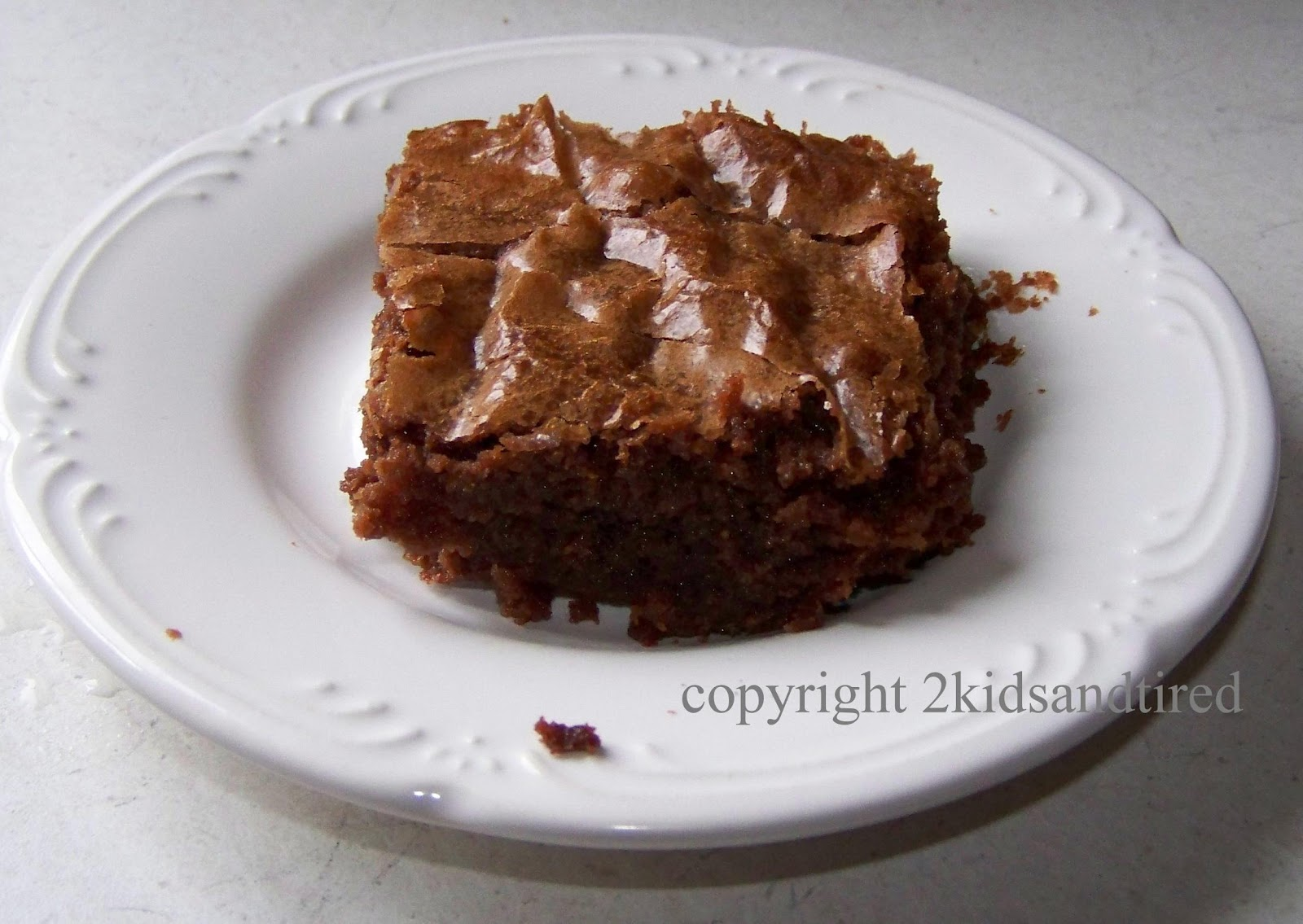 Easy Brownies Recipes — Dishmaps