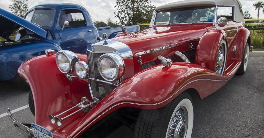 Happenings at florida grande florida grande car show for Florida grande motor coach resort