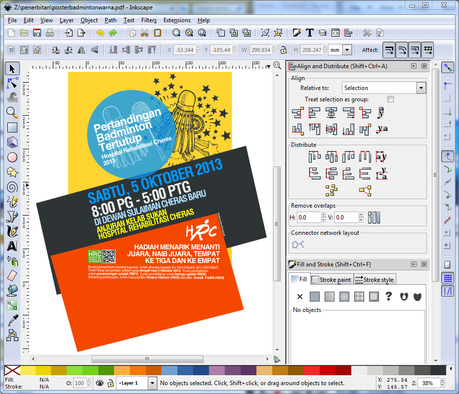 Mr harmonies 75 inkscape an opensource alternative to for Open source adobe illustrator