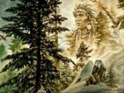 Índios Americanos e os Sinais da Natureza