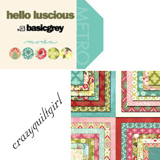 Moda HELLO LUSCIOUS Quilt Fabric by bsicgrey