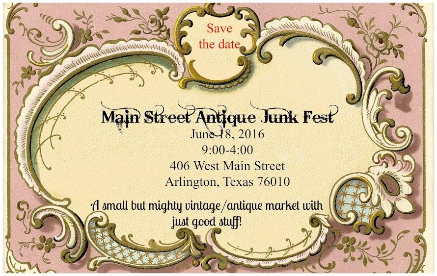 Main Street Antique Junk Fest