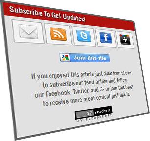 Widget Subscribe Komplit Sederhana