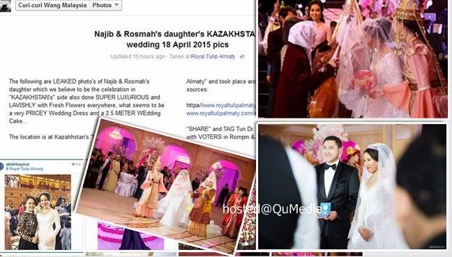 Updated Lagi Foto Menarik Perkahwinan Gah Abad Ini Anak PM Di Kazakhstan