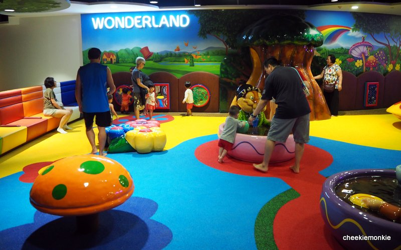 Cheekiemonkies singapore parenting lifestyle blog free for Indoor play area for kids