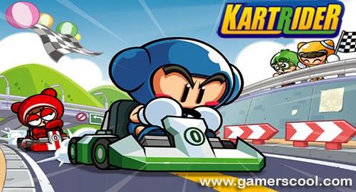 Gemscool Kart Rider Online Indonesia