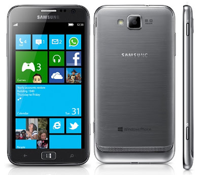 SAMSUNG ATIV S NEO FULL SMARTPHONE SPECIFICATION
