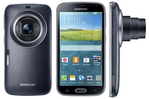 Análisis del Samsung Galaxy K Zoom C115 al mejor precio