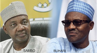 Buhari, Osinbajo in secret meeting with former VP, Sambo