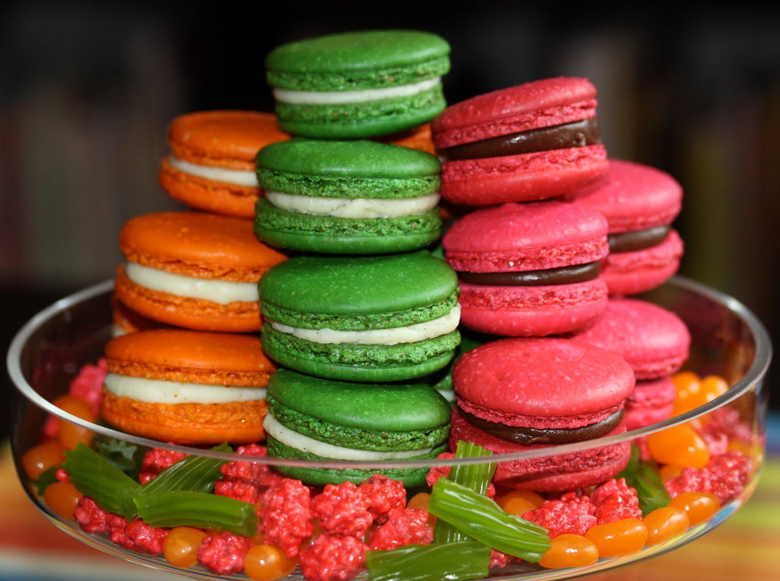 "French Macarons """