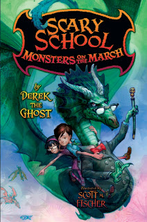 {Book Review} Monsters on the March by @DerektheGhost @Harpercollins