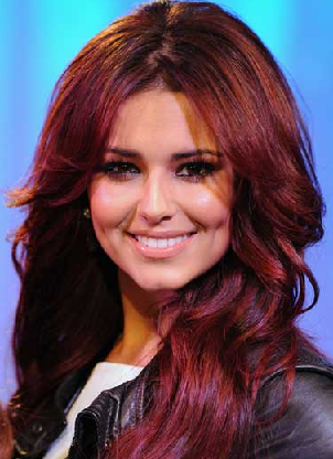 Red Hair Fashion 2011: Dark Red Hair Dye