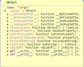 El prototipo por defecto de un objeto es object