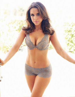 Actress Lacey Chabert Lingerie Magazine Pics