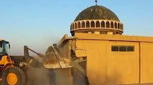 Χτίζουν Τζαμιά ενώ οι ισλαμιστές γκρεμίζουν Εκκλησίες