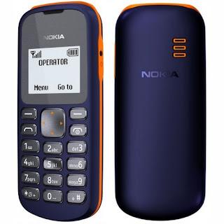 Nokia 103 spesifikasi, review, harga baru dan harga bekas