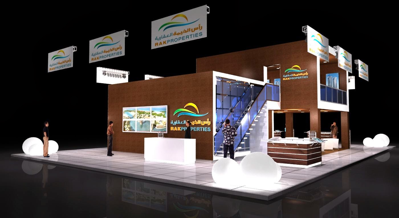 Exhibition Stand Options : Exhibition stand option