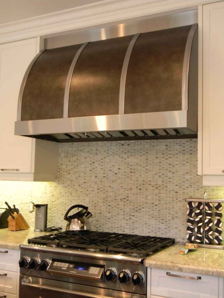 Custom Range Hoods May 2011