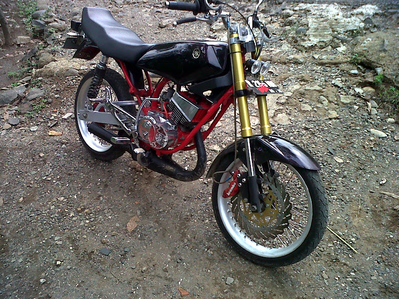 RX King 2001 Full modification title=