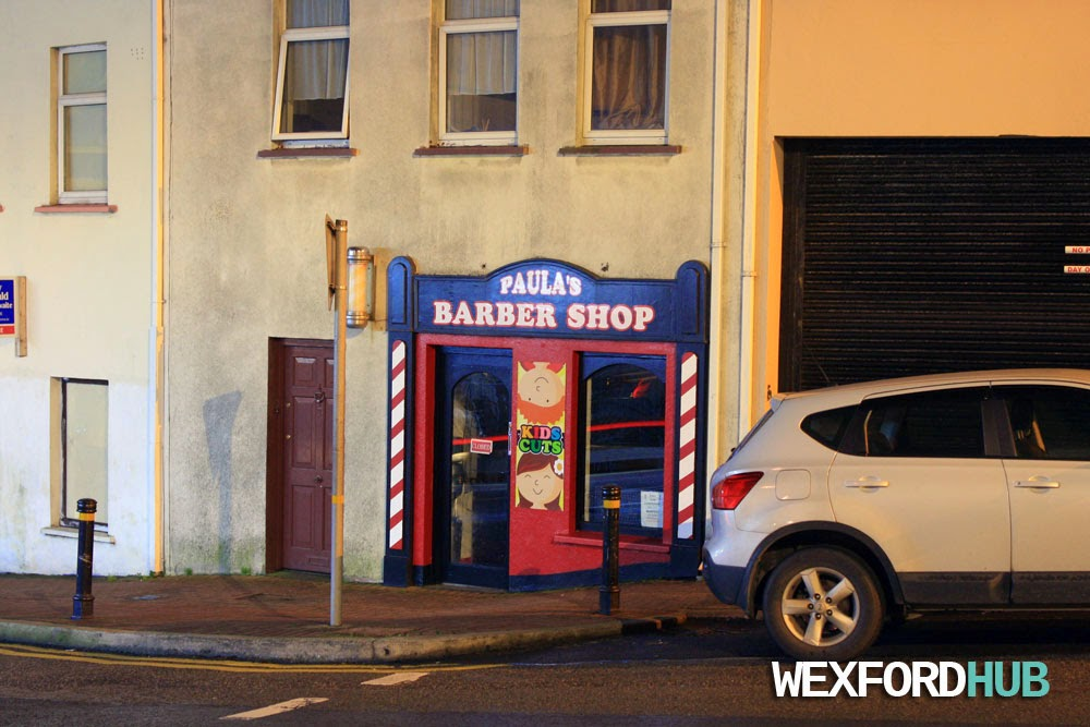Paula's Barber Shop, Wexford